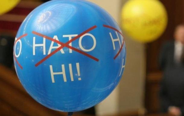 Украину в НАТО никто не ждет