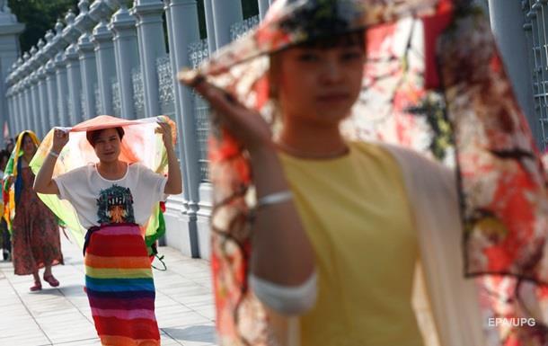 От аномальной жары в Таиланде умер 21 человек
