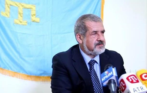 Чубаров отреагировал на запрет флага крымских татар на Евровидении