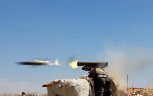 ИГИЛ обстрелял гаубицы Турции советскими ракетами