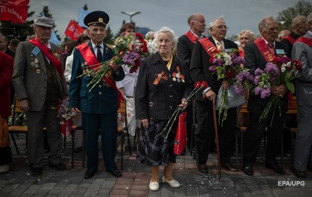 Кабмин повысил выплаты ветеранам ко Дню победы