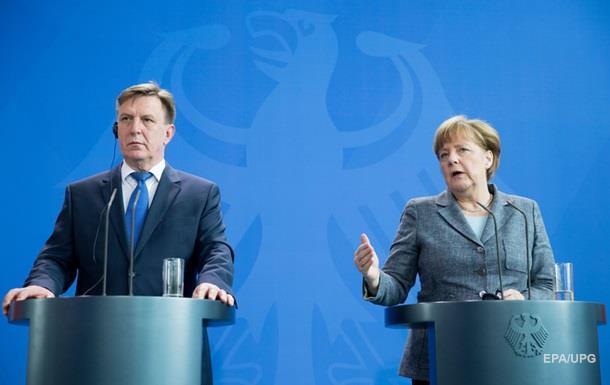 Меркель: Британии выгодно остаться в ЕС