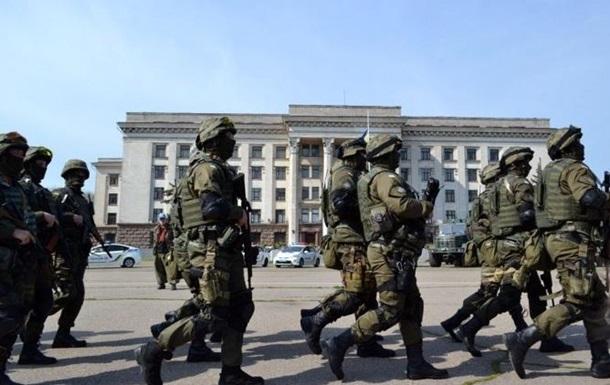 Пограничники усилили охрану моря в Одессе