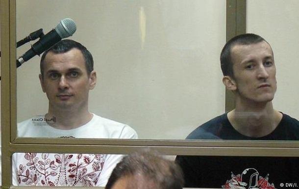 Украинцы Сенцов иКольченко заполонили документы наэкстрадицию изРФ