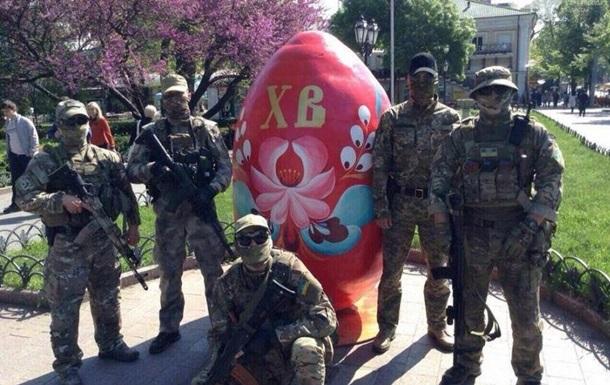 Тысяча бойцов Нацгвардии и полиции уже прибыли охранять порядок 2 мая в Одессе