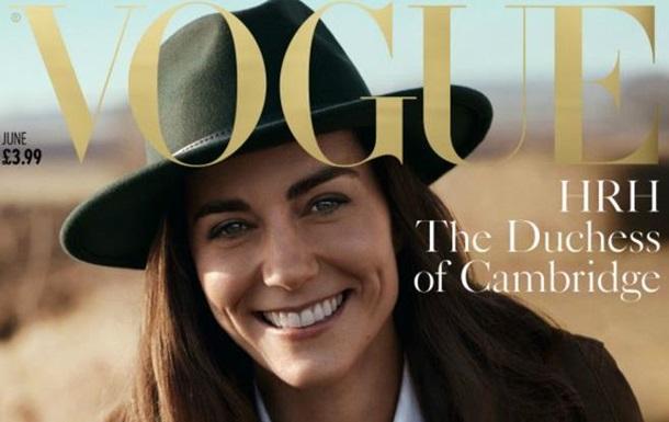 Герцогиня Кембриджская появится на обложке Vogue