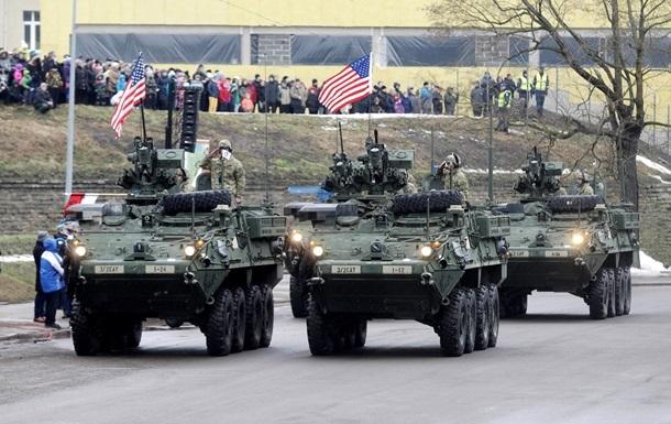 В Эстонии стартуют масштабные учения НАТО