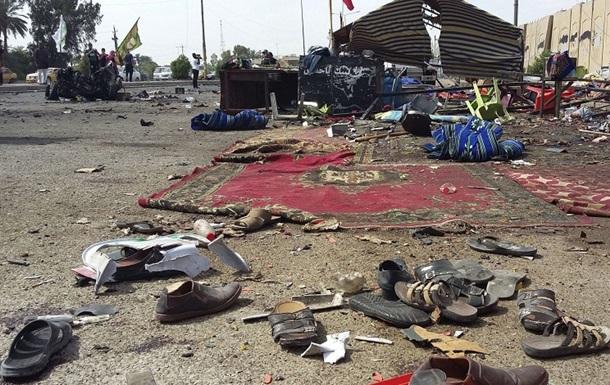 Взрыв в Багдаде: число жертв выросло до 18