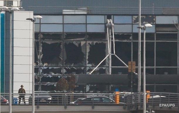 Работа зала вылетов частично возобновлена ваэропорту Брюсселя после теракта вначале весны