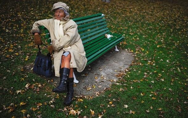 Депресія і стареча немічність літнього подружжя виявилися заразними