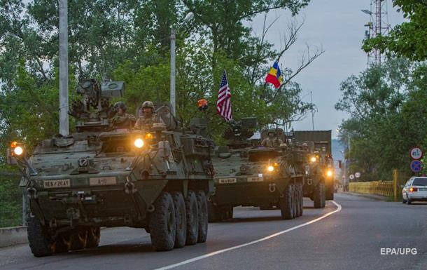 В Молдове стартовали совместные с США учения