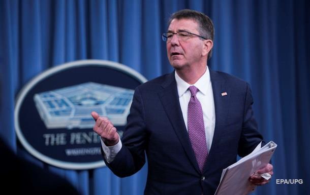 Глава Пентагона планирует приехать в Украину