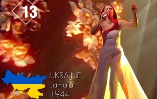 Конфуз на«Евровидении»: Украине отдали Кубань ичасть Польши