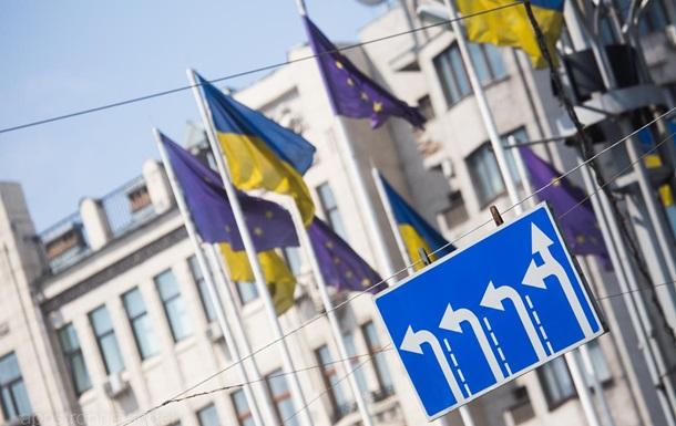 Отмена виз в ЕС для Украины