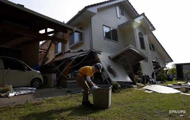 На японском острове за три недели произошло более тысячи землетрясений