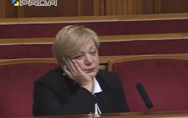 Как Гонтарева Порошенко подставила