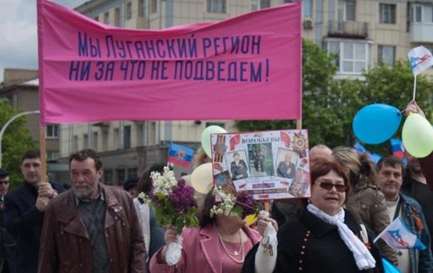 Пасха в ДНР и ЛНР