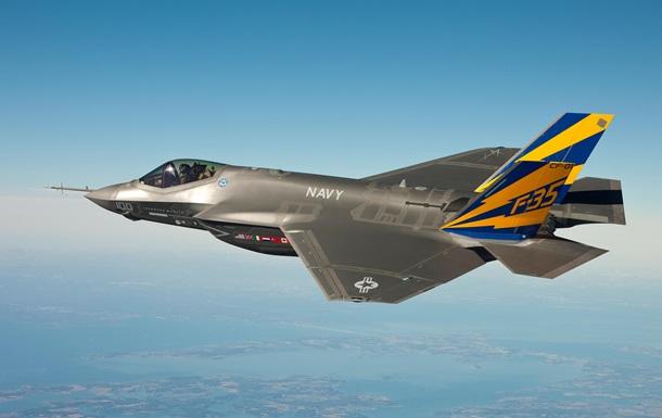 Пентагон купит истребители F-35 на $1,3 млрд