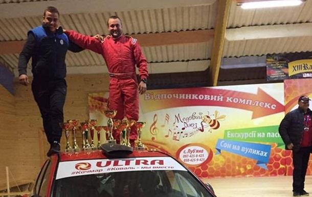 В аварии разбились Алексей Долот и Тарас Колесник