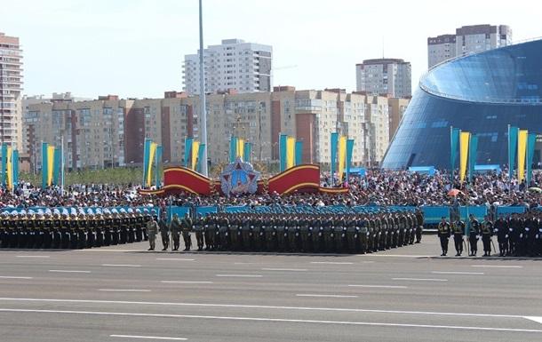 Казахстан отказался от военного парада ко Дню Победы