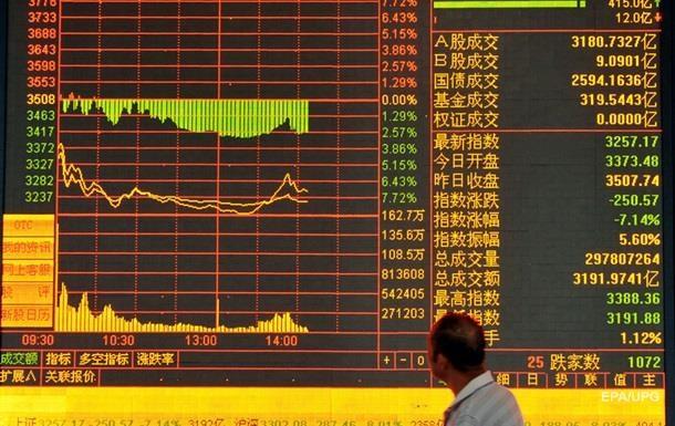 Власти Китая ввели цензуру на экономические прогнозы - СМИ