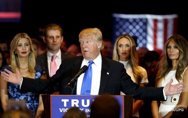 Трамп остался единственным кандидатом от республиканцев