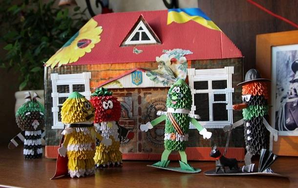 Савченко в СИЗО создает куклы для театра