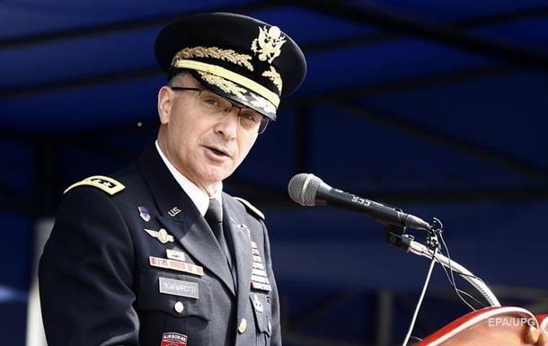 Новый главком НАТО в Европе назвал Россию в числе главных угроз