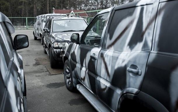 Полиции в зоне АТО купят 86 внедорожников