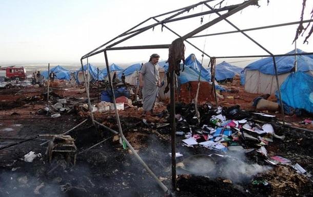 ООН зажадала негайного розслідування авіанальоту на табір для біженців у Сирії