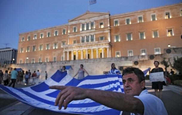 В Греции началась всеобщая забастовка