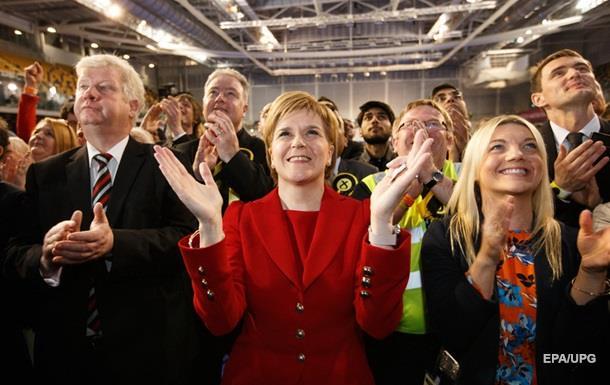 Националисты Шотландии объявили об  исторической  победе на выборах