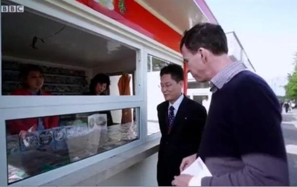 Би-би-си показала зачатки капитализма в КНДР