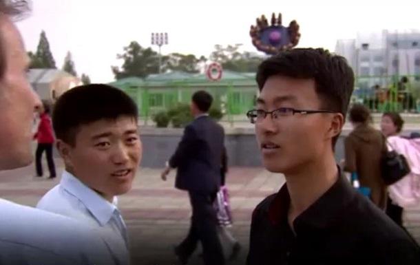 Би-би-си показала развлечения в Пхеньяне