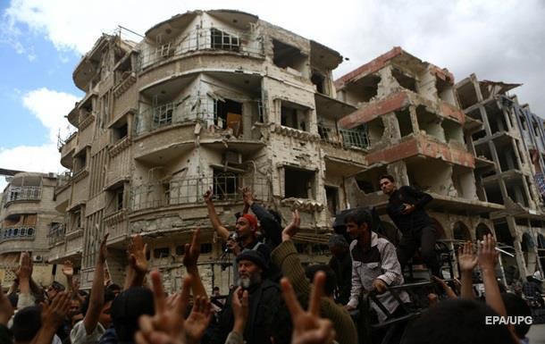 Украина осудила авиаудар по беженцам в Сирии