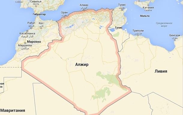 В Алжире найден крупный склад оружия