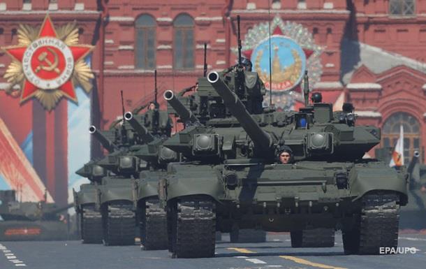Парад Победы 2016 в Москве 9 мая: онлайн
