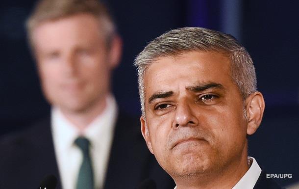Кличко поздравил нового мэра Лондона