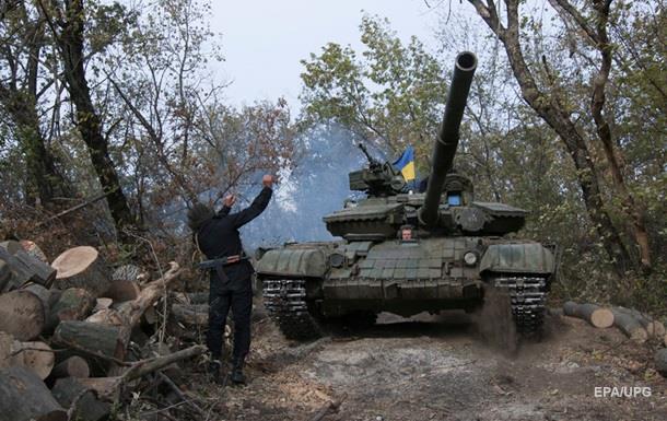 Ситуация в АТО: у Донецка и Авдеевки обстрелы