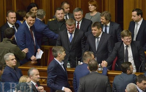 Парламентський тест гарантіям Гаранта
