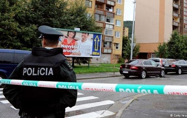 Словацкие полицейские обстреляли беженцев