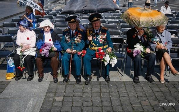 Украинские ветераны получили помощи меньше всех в СНГ