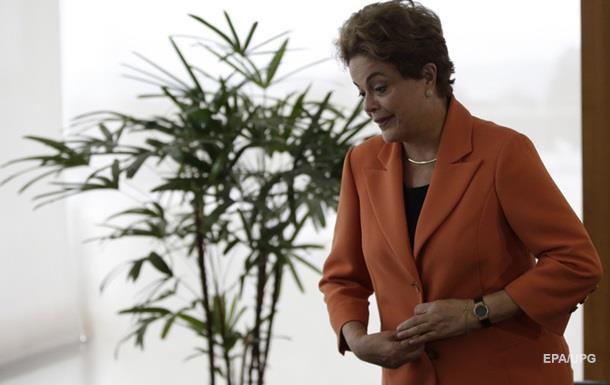 В Бразилии отменили решение об импичминте президенту