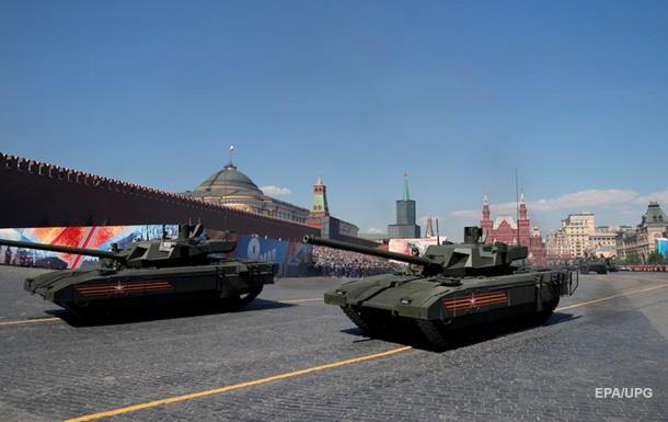 Без шика. Москва потратила втрое меньше на парад, чем в прошлом году