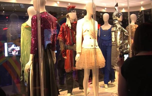 В Стокгольме открылась выставка о Евровидении