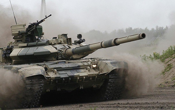 Танк Т-90 vs ПТРК США. Видео нового боя в Сирии