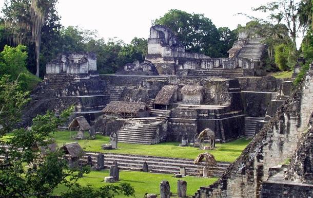 Школьник нашел древний город майя