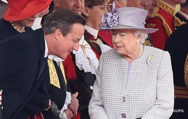 Кэмерон проговорился о коррумпированных странах