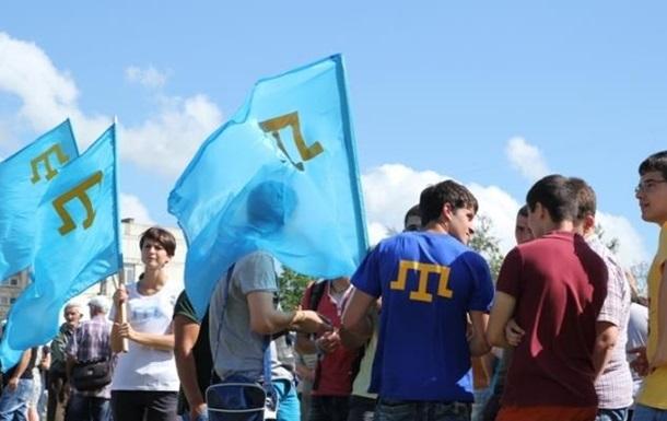 Рада призвала признать геноцид крымских татар