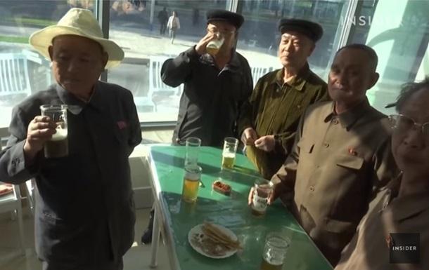 СМИ показали, как выглядит бар в Северной Корее
